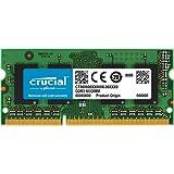 Crucial 8GB 1600 MT/S (PC3-12800) CL11 204-Pin SODIMM DDR3L-1600 Memory CT102464BF160B