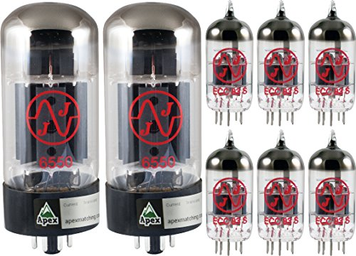 Tube Complement for ENGL Savage 120 E610