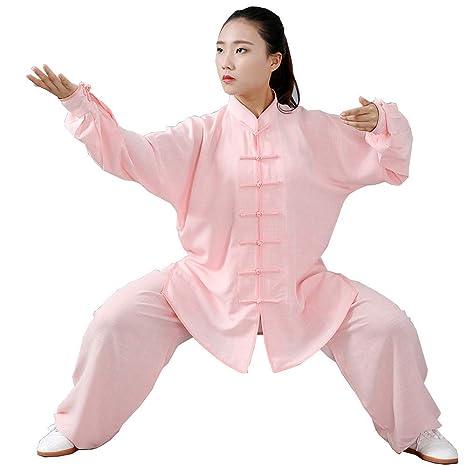 Ropa de uniforme de Tai Chi Ropa de Taichi Mujeres Hombres ...