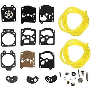 Amazon.com: harbot Diafragma gakset para carburador Rebuild ...