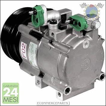 CLH Compresor Aire Acondicionado SIDAT Hyundai Trajet Gasolina: Amazon.es: Coche y moto