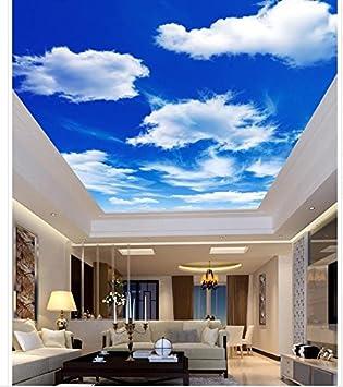 Wapel Blau Und Weiss Wohnzimmer Schlafzimmer Decke Zenith Home