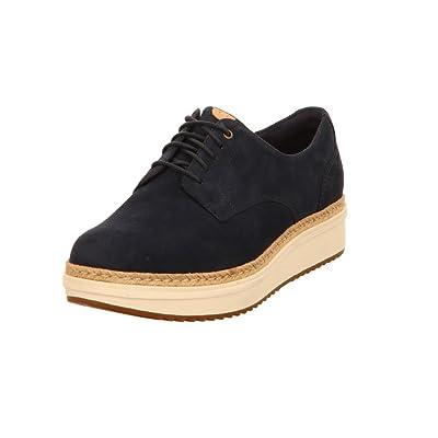 CLARKS Chaussures Femme Sneakers avec Plateforme 26133819 Teadale Rhea b31d356abaa