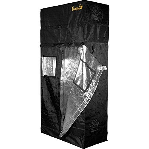 NEW! Gorilla Grow Tent 2' x 4' Indoor Hydroponic Greenhouse Garden Room | GGT24