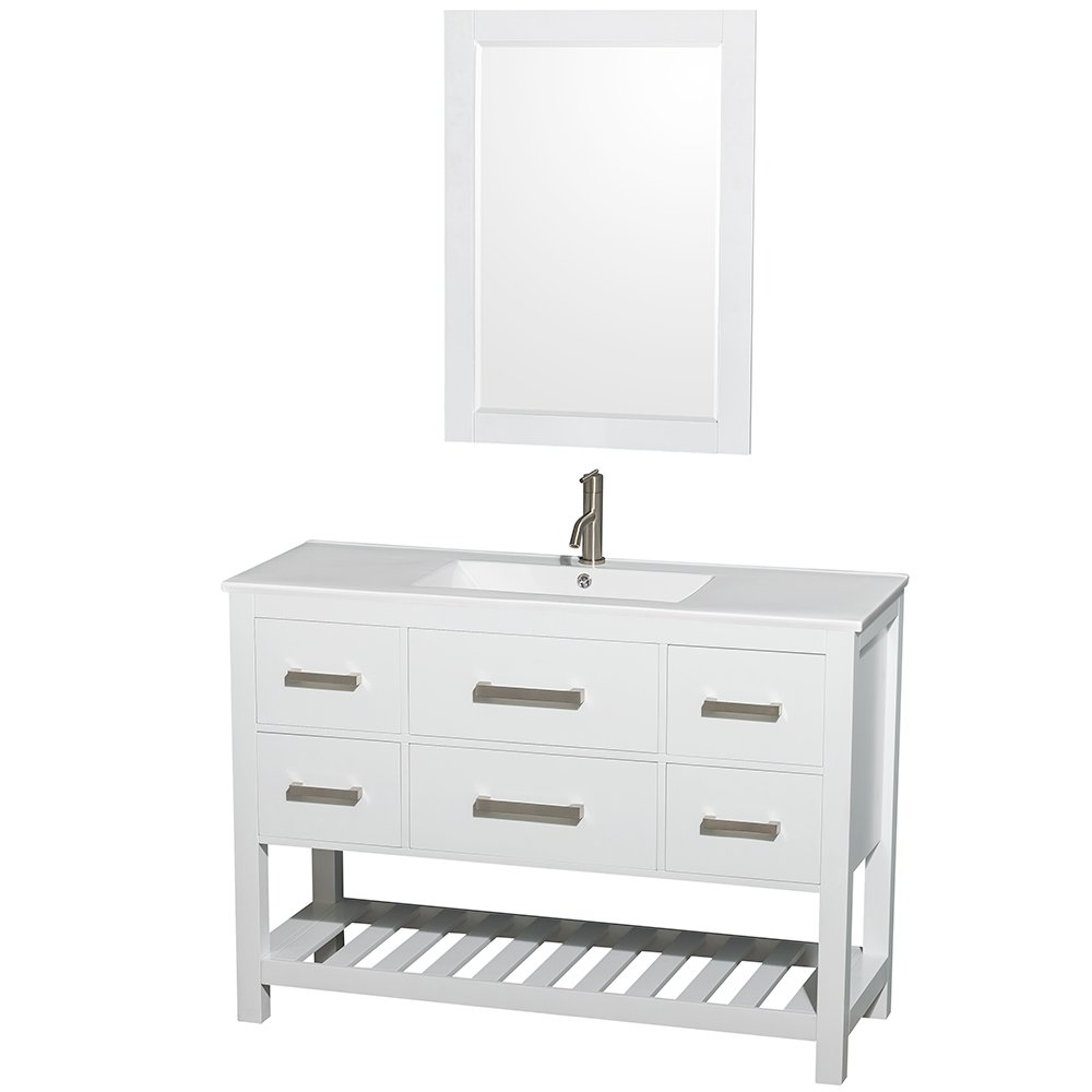 x square wmsq caroline usa h in carrara basin w white bathroom vanities tops vanity ms p top inch and virtu mirror with wh marble