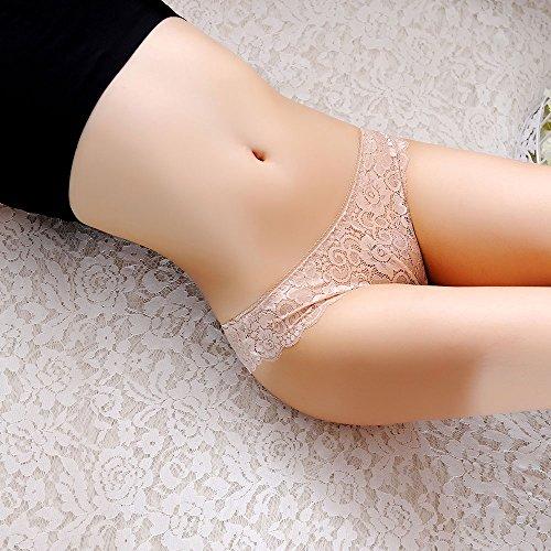Meiye - Tangas - para mujer albaricoque