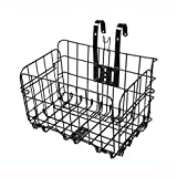 Altruism Steel Bike Basket for Adult Mountain Bikes Removable and Collapsible