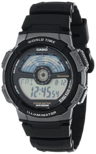 Casio AE1100W 1A Sport Multi Function Watch