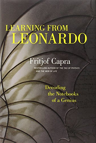 Learning from Leonardo: Decoding the Notebooks of a Genius