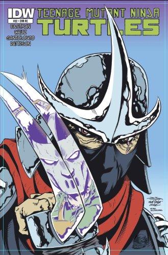 Teenage Mutant Ninja Turtles #22 (Phantom Variant): Tom ...