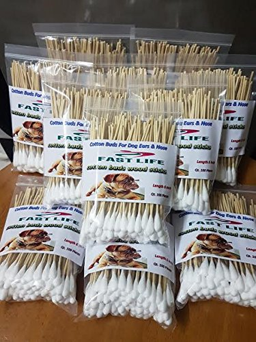 Long Handled Cotton Swabs
