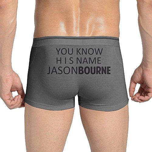 TAYC Jason Bourne Men's Lingerie Ash -