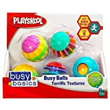 Playskool Busy Balls Terrific Textures