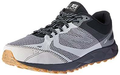 New Balance Men's 590 Trail Trail Running Shoes, Grey/Black, EU 40 1/2