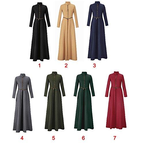 Automne Printemps long Extra fin d Hiver Femme EMVANV laine en Manteau Mode qgWcOSS
