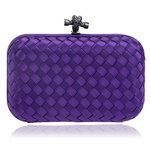 Temperament Lady Bridesmaid America Appointment Women's Wedding Clutch Europe And Evening Package JAWHG Simple C Fashion Weaving J Bride 8xPpx60