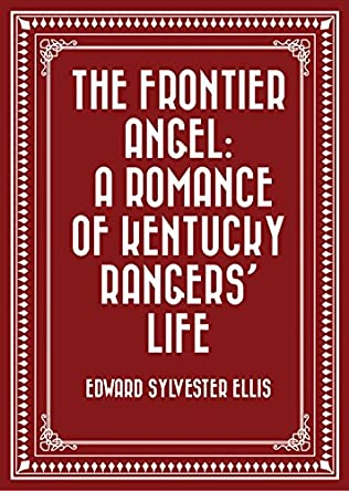 book cover of The Frontier Angel