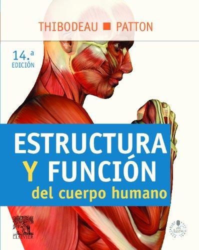 Descargar Libro Estructura Y Función Del Cuerpo Humano G.a. Thibodeau