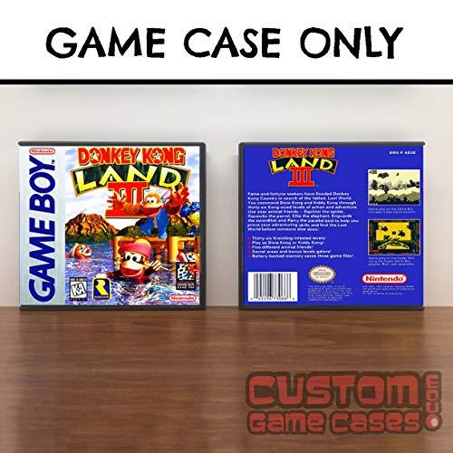 Gameboy Donkey Kong Land III - Game - Boy Game Kong Donkey Land