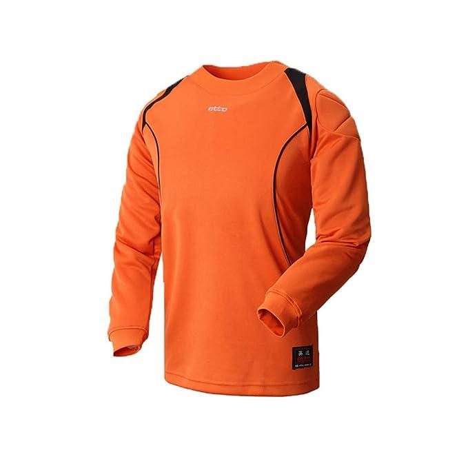 AIALTS Fútbol Camiseta De Manga Larga De Defensa, La Moda Camisa ...