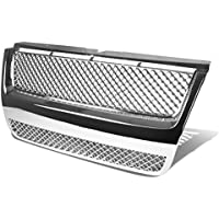 DNA Motoring GRF-039-CH Front Bumper Grille Guard