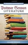 Historical Dictionary of Postwar German Literature, William Grange, 0810859653