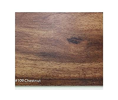 "Koeckritz Rugs Chestnut | ECONOMICAL Solutions Infinite Ware Vinyl Plank Flooring EVP - 5.75""x47.91"" (22.95 Sq.Ft./Box) 5.5mm Thick, 12 mil Ware Layer – 10 Colors, DIY Installation"