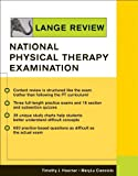 Lange Review National Physical Therapy Examination, Hoerner, Timothy J. and Cianciolo, MaryLu, 0071456112
