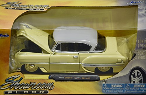 Review 1953 Chevy Bel Air