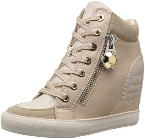 Aldo Women's Aalessa Fashion Wedge Sneaker