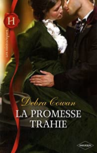 Book's Cover of La promesse trahie