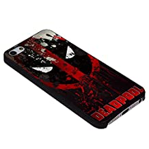 Deadpool for iPhone case (iPhone 6 black)