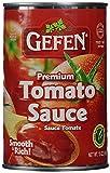 Gefen Tomato Sauce Smooth& Rich Kosher For Passover 15 Oz. Pk Of 3.