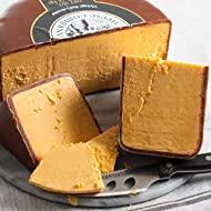 igourmet Vintage Red Leicester (Red Storm) by Snowdonia Cheese Co. (7.5 ounce)