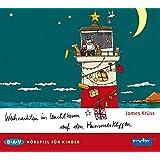 Weihnachten im Leuchtturm auf den Hummerklippen: Hörspiel für Kinder (1 CD)