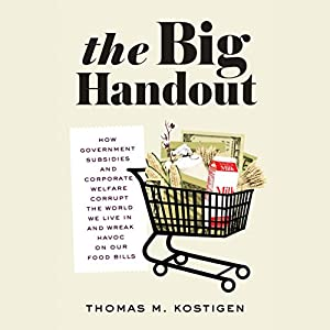 The Big Handout Audiobook