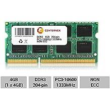 4GB SODIMM Gateway One ZX6971-UB10P ZX6971-UB20P ZX6971-UB21P Ram Memory by CENTERNEX