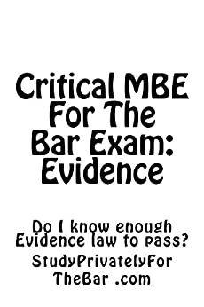 problem answer to law of evidence question Many of the major problems identified in the operation of the common law   way (by question and answer) or receiving evidence-in-chief solely by way of.