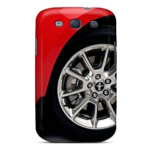 New Style StellaKotch Hard Case Cover For Galaxy S3- Muscle Vehicles Ford Mustang Ford Mustang Gt