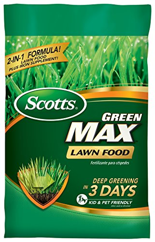 Scotts Green Max Southern Lawn Food, 5,000 sq. ft.
