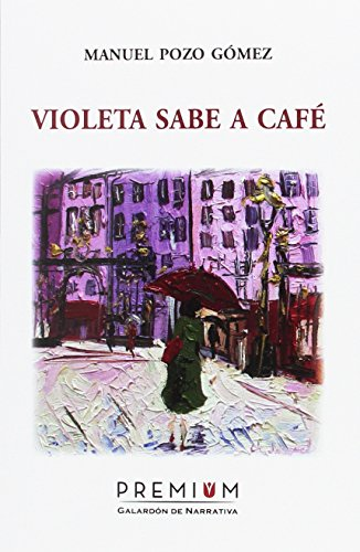 Violeta sabe a café