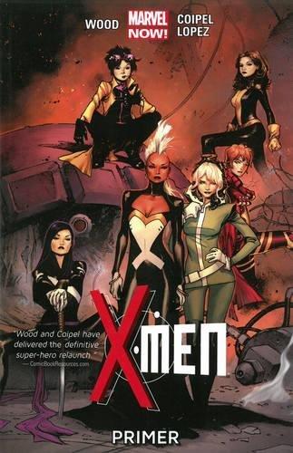 X-Men, Vol. 1: Primer (Wood Xmen)