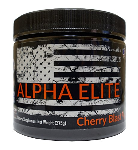 Alpha Elite: Pre Workout Suppl...