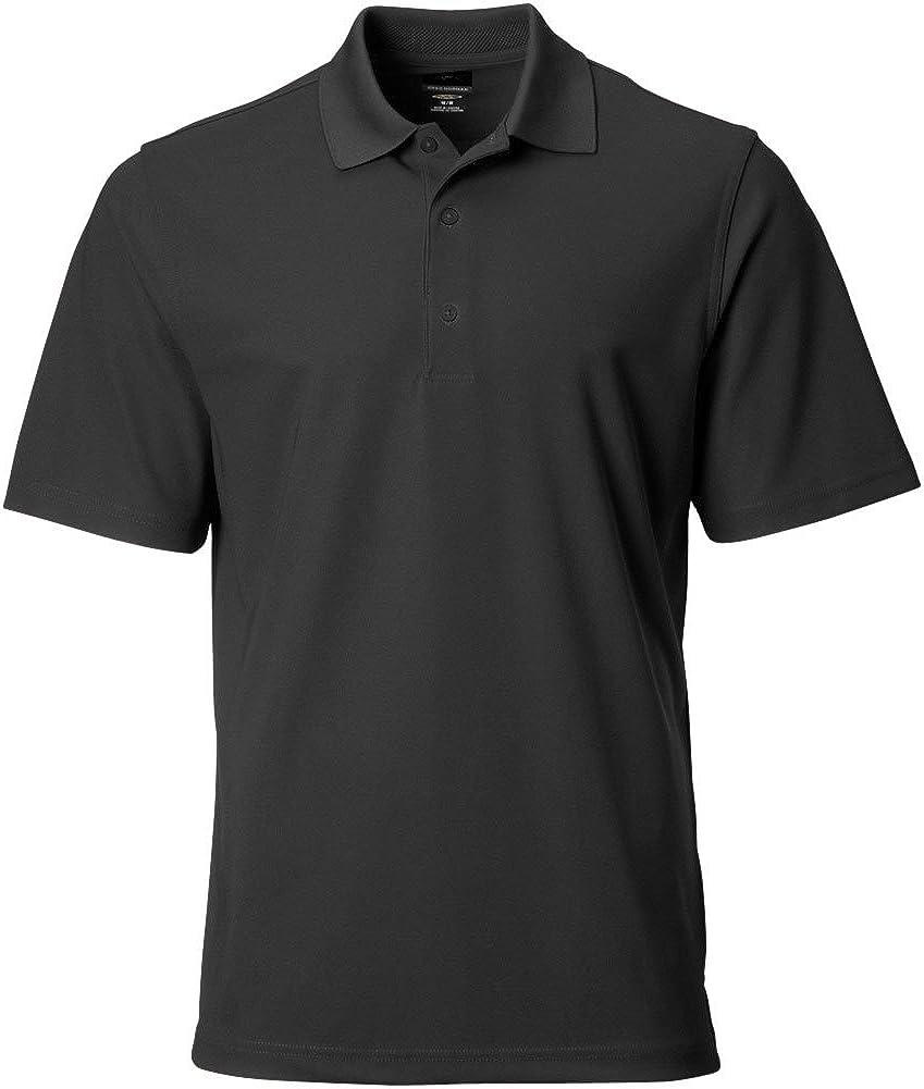 Greg Norman Protek Micro Pique Polo Short Sleeve