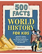 World History for Kids: 500 Facts! (History Facts for Kids)