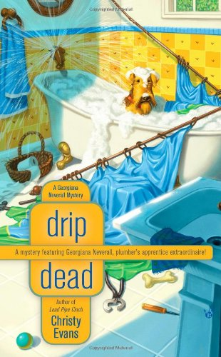 book cover of Drip Dead