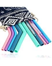 Wecolor Home Kitchen Drinking Straws Series