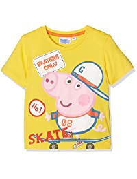 Girls Kids Official Peppa Pig Summer Sun T-Shirt Ages 1-6