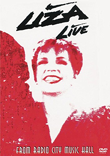 Price comparison product image Liza Minnelli: Live From Radio City Music Hall