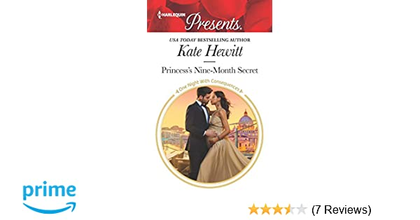 Princess's Nine-Month Secret (One Night With Consequences